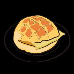 冰火菠蘿油
